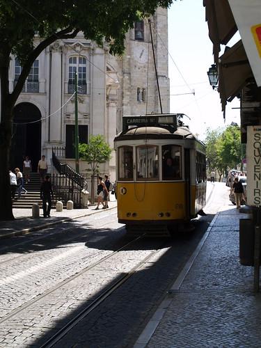 Lisboa - Largo de Sto. António