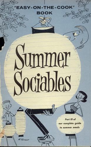 Summer Sociables 1