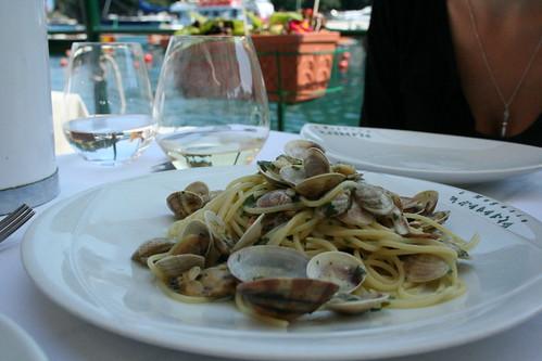 Portofino - Linguini de Vognole