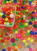 Colorful balls (tanakawho) Tags: street pink blue orange white green water yellow festival ball colorful plastic vendor tanakawho superbmasterpiece 1on1colorfulphotooftheday 1on1colorfulphotoofthedayjune2007