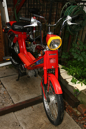 Vintage PA50 MOPED 1981 for sale