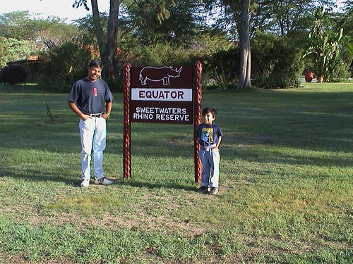SW Equator at Camp