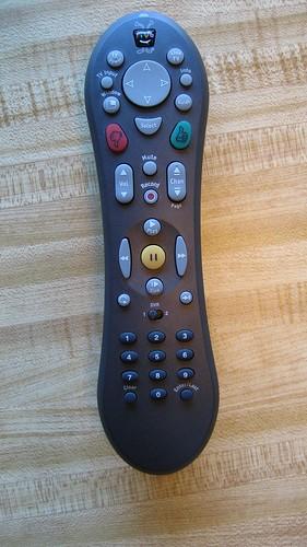 "TiVo ""Peanut"" Remote"