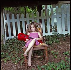 my red ukulele - by Caselet