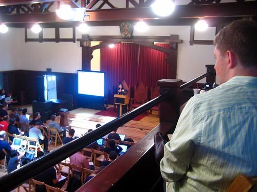 Matt Mullenweg @ WordCamp 2007