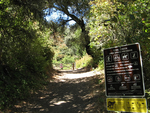 Coal Creek Open Space Preserve