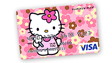 VISA Hello Kitty