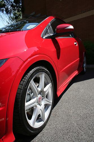 Фото Honda Civic Type R GT