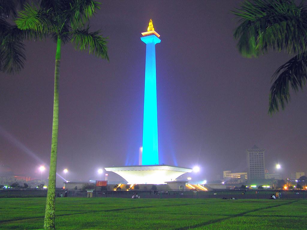 Monas Jakarta Wallpaper by Cormac70 Flickr