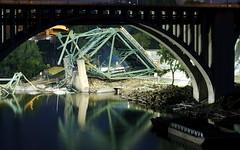 DSC_4968 (y entonces) Tags: bridge minnesota river mississippi minneapolis collapse mississippiriver twincities 2007 35w i35w 10thavenuebridge