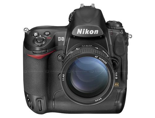 Nikon Full Frame D3