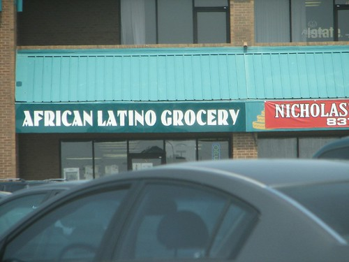 African Latino Grocery