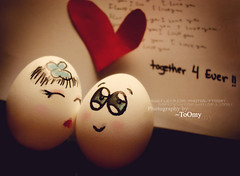 /..     !! (Toomy) Tags: cute love for heart you 4 together eggs ever toomy