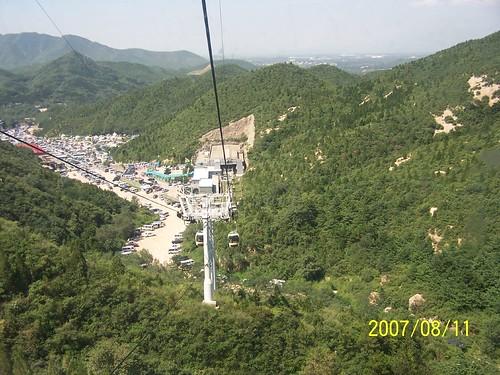 Great Wall gondola