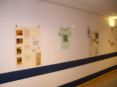 The Oxford Centre for Enablement Exhibition (felixbadanimal) Tags: diy knitting screenprint handmade sewing craft subversive empowerment makeanddo 1950sdesign knittedwalkingstickcosycompetition themissabilityradioshow disabilityart womanshour