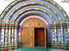 entrance (elisabatiz) Tags: colour russia moscow explore ~vivid~ colourartaward