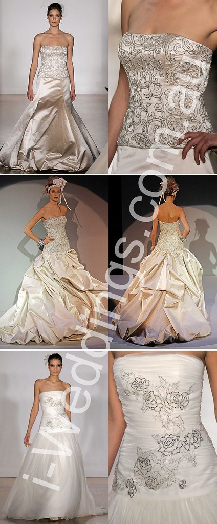 iLoveThese Amsale Aberra Bridal Collection