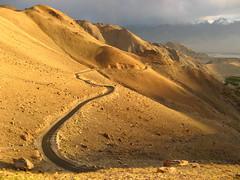 Route la plus haute du monde