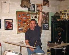 Bang that drum!