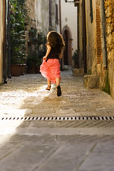 42-17217663 (a7la_teamo_4u) Tags: travel girls vacation people italy childhood youth children outdoors freedom 1 alley energy europe exploring fulllength adventure tuscany females copyspace discovery enjoyment hispanics 56years
