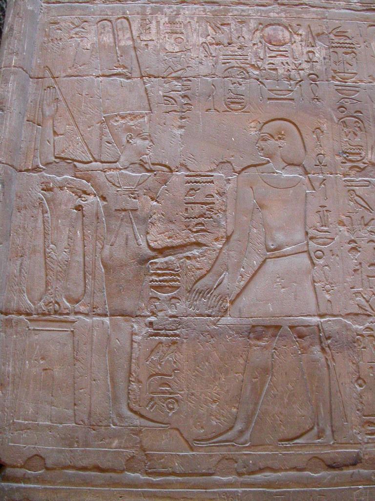 Alexander and Amon