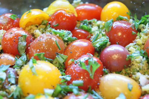 Picnic Cherry Tomatoes