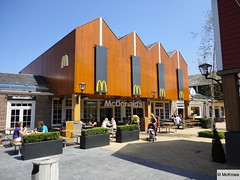 McDonald's Lelystad Bataviastad Outletshopping Bataviaplein 15 (The Netherlands)