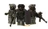 Weird War II Armored Troops (Group Shot) (*Nobodycares*) Tags: shot lego wwii group goggles worldwarii hazel ww2 soldiers guns juggernaut brickarms brickforge minifigcat weirdwarii stanhelms