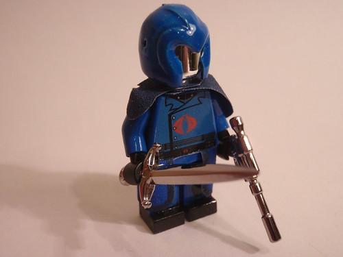 Cobra Commander Resolute