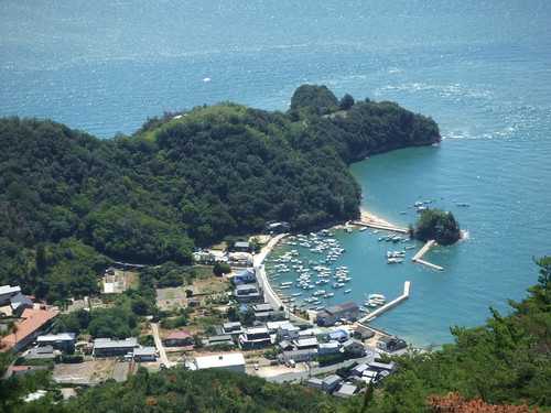 尾道市向島 高見山 山頂の画像 9