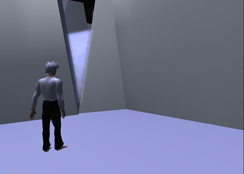Level Design Exercise in OpenSim 009