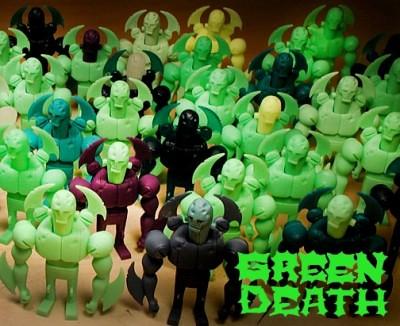Green Death..!!