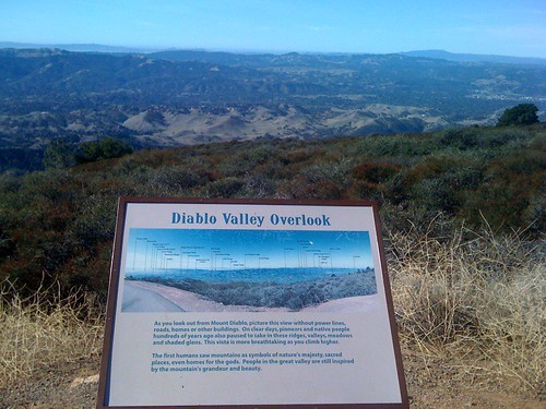 Mt. Diablo Overlook