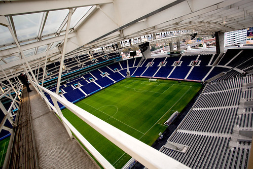 #JGS_VISITA ESTÁDIO DO DRAGÃO