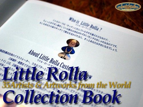 Little Rolla Collection Book ADSv2
