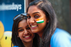 Cricket India WC Celebrations