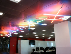 Office Lights...