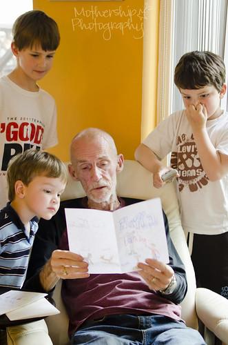157:365生日快乐,Papa Lou!