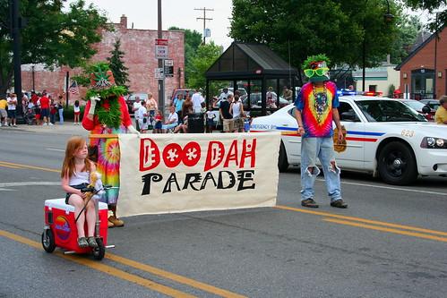 Doo Dah Parade: Doo Dah Banner