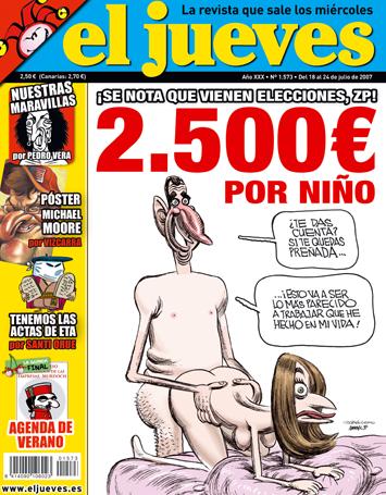 portada CENSURADA del jueves