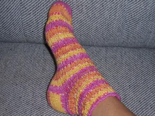 U-Rib sock