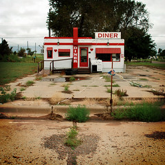 Love Shack (Wade Griffith) Tags: food west color abandoned rural square hearts restaurant texas decay tx diner valentine historic retro eat nostalgic waitress blueplatespecials 1950 greasyspoon panhandle valentinediner nikonstunninggallery frycook estelline thehungryvalentine wadegriffith2010