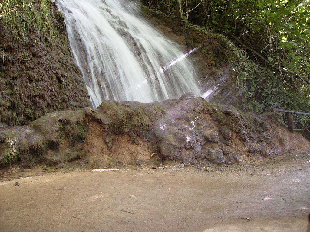 Piedra, vegetación, agua, luz... Ingredientes para el disfrute de la vista