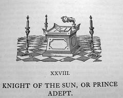 28 (Mat_B) Tags: sun symbol prince knight degree adept freemason dogma morals