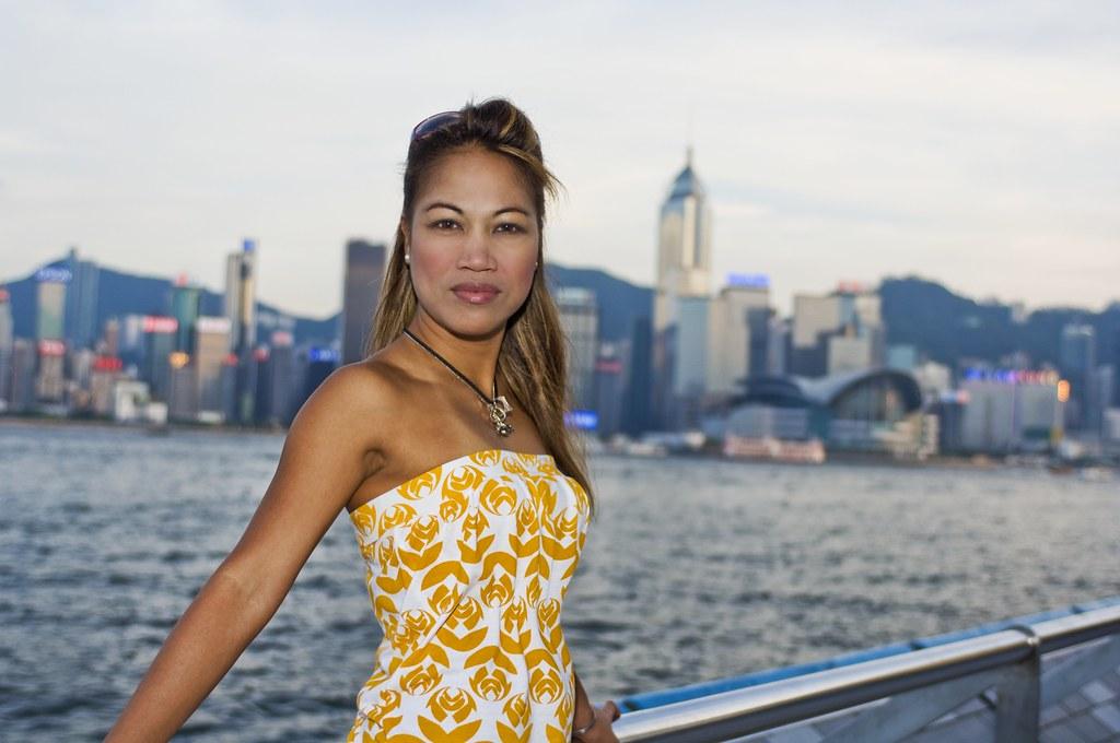 A Filipino in Hong Kong