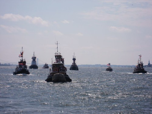 Hudson River Tugboats