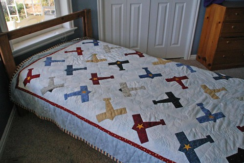 Airplane Quilt Patterns 171 Design Patterns