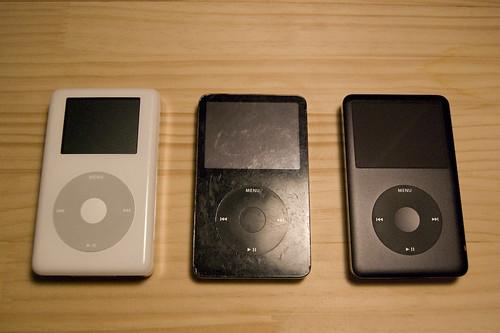 iPod classic 160GB (Set)