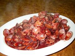 紅糟海瓜子