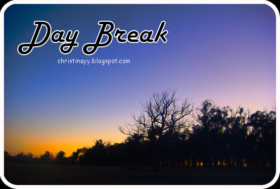 Stanthorpe: Day Break